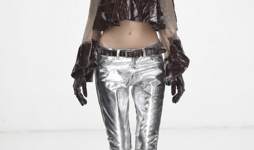 Женские кожаные штаны пошив Ателье по коже Чебоксары - 39