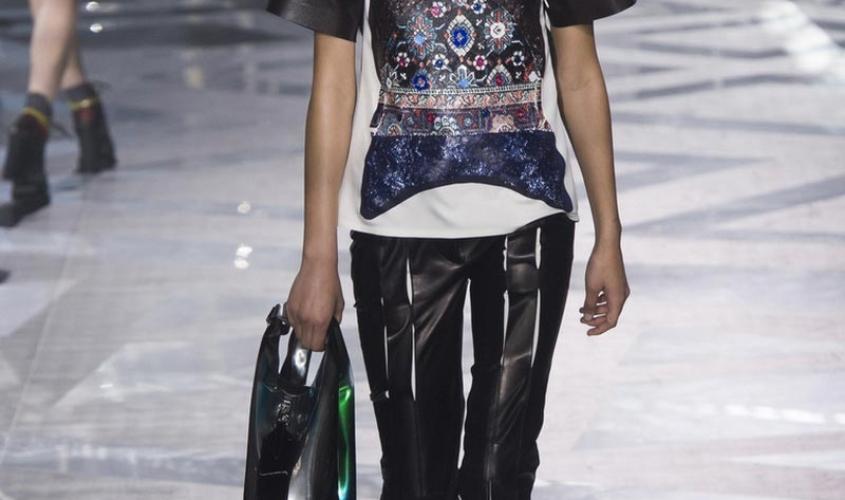 Женские кожаные штаны пошив Ателье по коже Чебоксары - 43