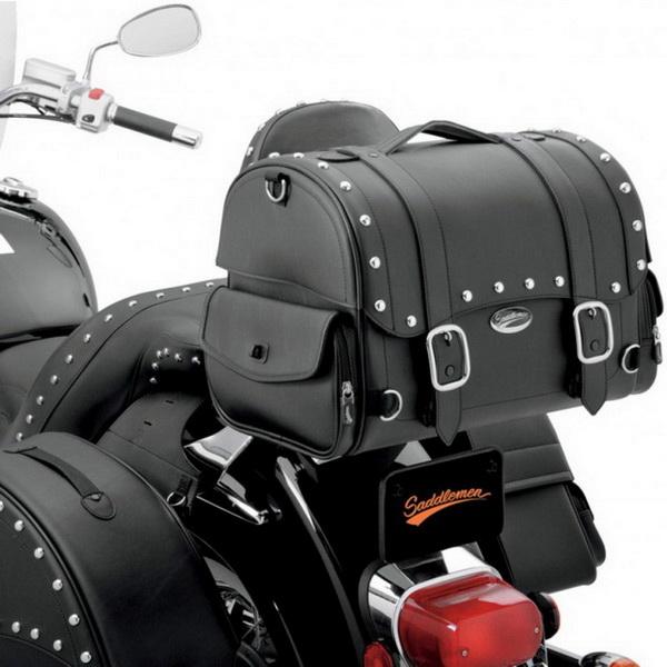 Кофры для мотоцикла на заказ — Ателье по коже