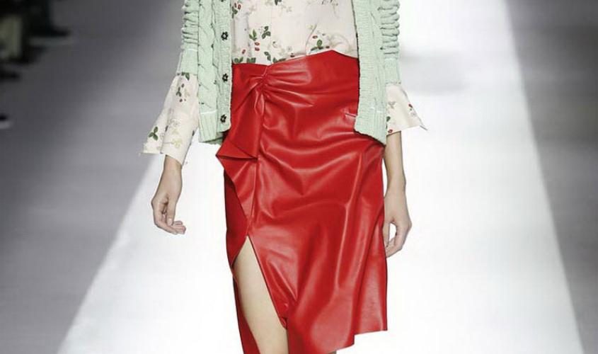 Кожаные юбки пошив на заказ Ателье по коже - 14