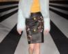 Кожаные юбки пошив на заказ Ателье по коже - 16