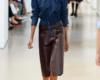 Кожаные юбки пошив на заказ Ателье по коже - 18