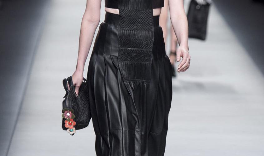Кожаные юбки пошив на заказ Ателье по коже - 24