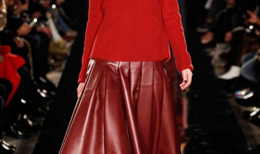 Кожаные юбки пошив на заказ Ателье по коже - 4