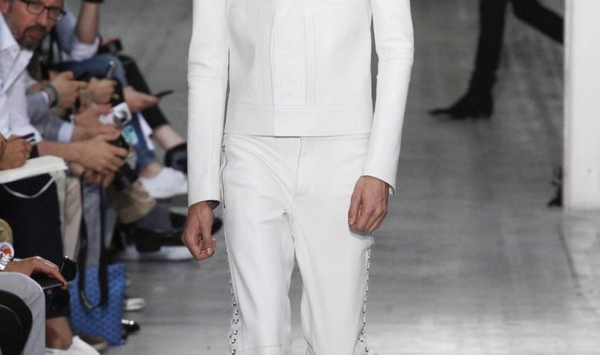 Кожаные штаны мужские пошив Ателье по коже Чебоксары - 15