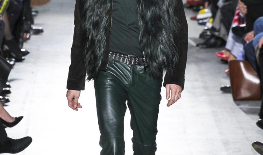 Кожаные штаны мужские пошив Ателье по коже Чебоксары - 18