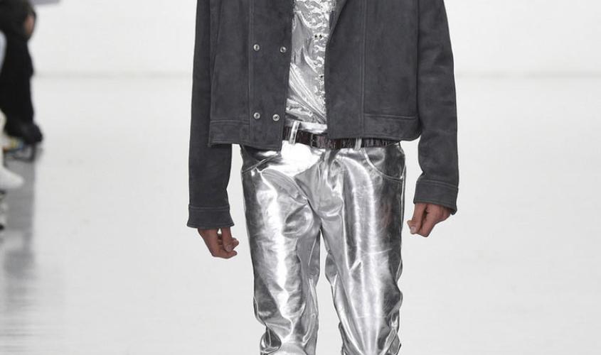 Кожаные штаны мужские пошив Ателье по коже Чебоксары - 20
