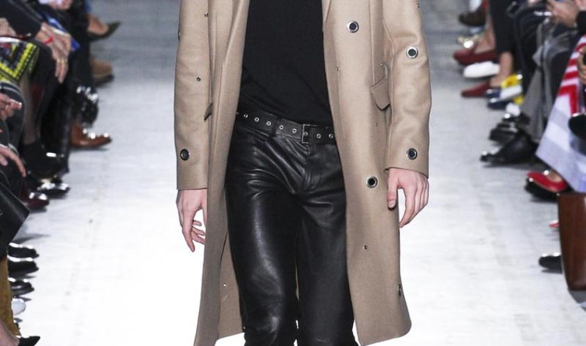 Кожаные штаны мужские пошив Ателье по коже Чебоксары - 4