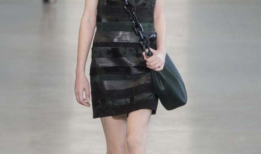 Платье кожаное пошив на заказ Ателье по коже - 2