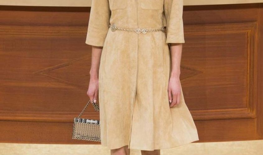 Платье кожаное пошив на заказ Ателье по коже - 5