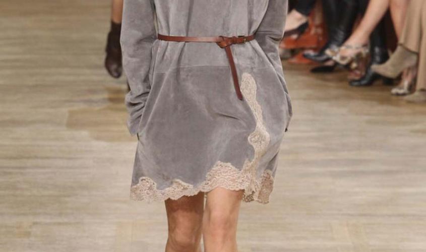 Платье кожаное пошив на заказ Ателье по коже - 6