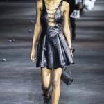 Платье кожаное пошив на заказ Ателье по коже - фото 8