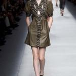 Платье кожаное пошив на заказ Ателье по коже - фото 10