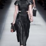 Платье кожаное пошив на заказ Ателье по коже - фото 12