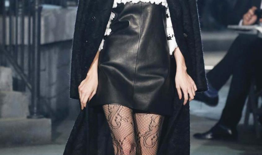 Платье кожаное пошив на заказ Ателье по коже - 14