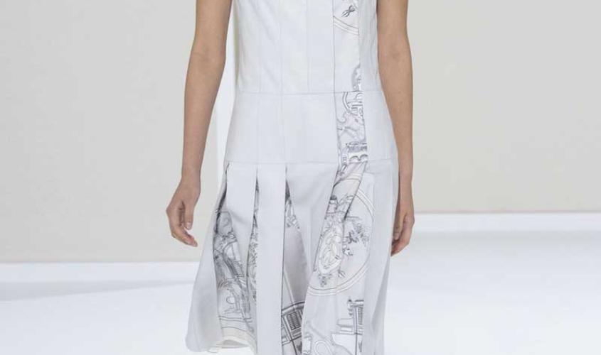 Платье кожаное пошив на заказ Ателье по коже - 18