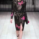 Платье кожаное пошив на заказ Ателье по коже - фото 19