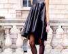 Платье кожаное пошив на заказ Ателье по коже - 24