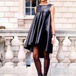 Платье кожаное пошив на заказ Ателье по коже - фото 24