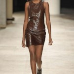 Платье кожаное пошив на заказ Ателье по коже - фото 30