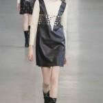 Платье кожаное пошив на заказ Ателье по коже - фото 32