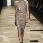 Платье кожаное пошив на заказ Ателье по коже - фото 37