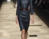 Платье кожаное пошив на заказ Ателье по коже - 40