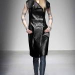 Платье кожаное пошив на заказ Ателье по коже - фото 42