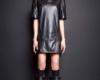 Платье кожаное пошив на заказ Ателье по коже - 43