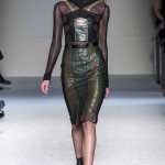 Платье кожаное пошив на заказ Ателье по коже - фото 45