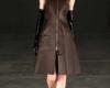 Платье кожаное пошив на заказ Ателье по коже - 47