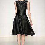 Платье кожаное пошив на заказ Ателье по коже - фото 51