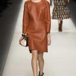 Платье кожаное пошив на заказ Ателье по коже - фото 52