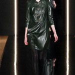 Платье кожаное пошив на заказ Ателье по коже - фото 54