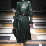 Платье кожаное пошив на заказ Ателье по коже - фото 56