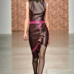 Платье кожаное пошив на заказ Ателье по коже - фото 58