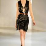 Платье кожаное пошив на заказ Ателье по коже - фото 59
