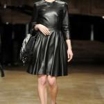 Платье кожаное пошив на заказ Ателье по коже - фото 60