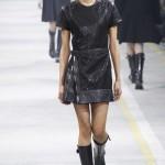 Платье кожаное пошив на заказ Ателье по коже - фото 65