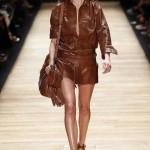 Платье кожаное пошив на заказ Ателье по коже - фото 66