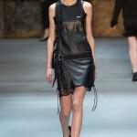 Платье кожаное пошив на заказ Ателье по коже - фото 67