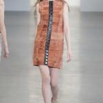 Платье кожаное пошив на заказ Ателье по коже - фото 69