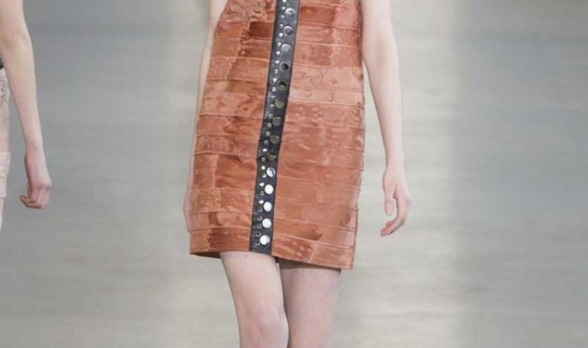 Платье кожаное пошив на заказ Ателье по коже - 69