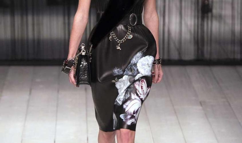 Платье кожаное пошив на заказ Ателье по коже - 70