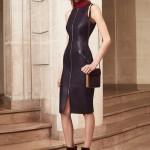 Платье кожаное пошив на заказ Ателье по коже - фото 71