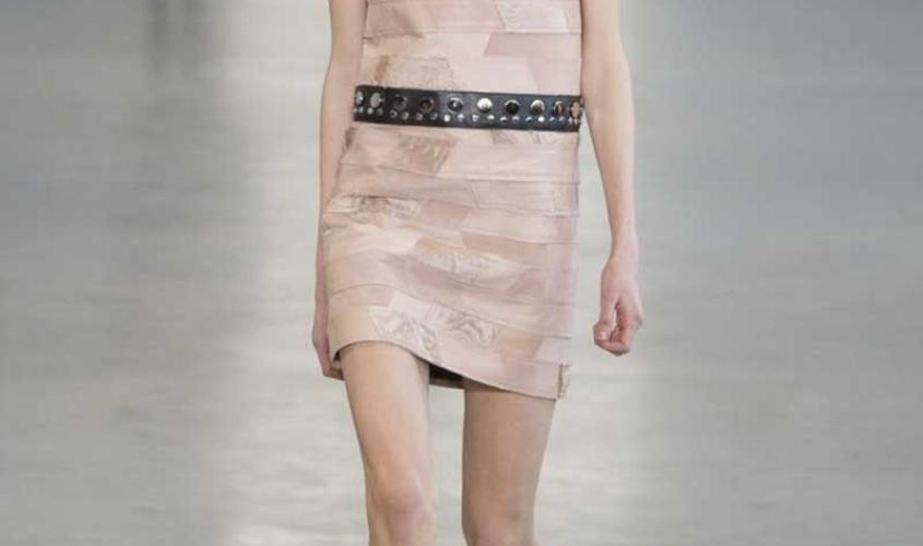 Платье кожаное пошив на заказ Ателье по коже - 73