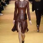 Платье кожаное пошив на заказ Ателье по коже - фото 78