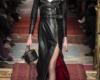 Платье кожаное пошив на заказ Ателье по коже - 81