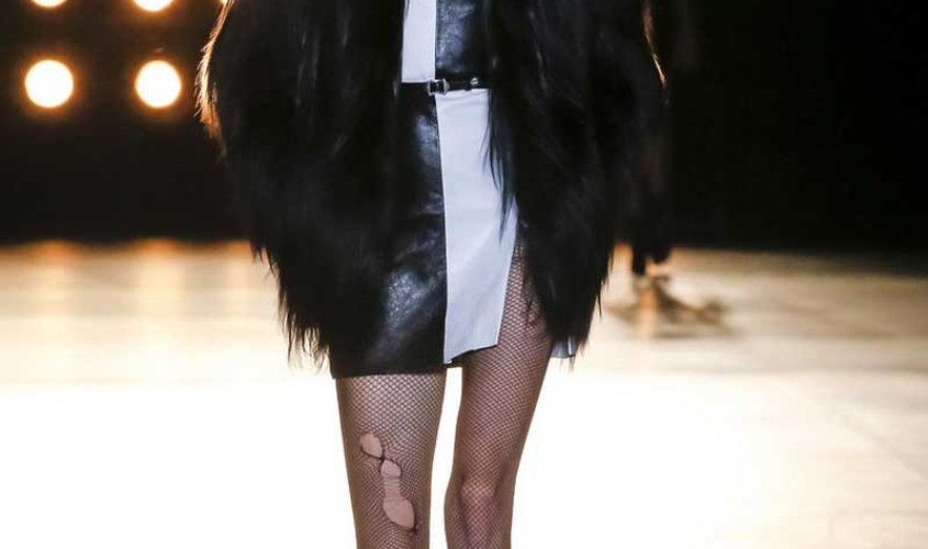 Платье кожаное пошив на заказ Ателье по коже - 86