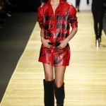 Платье кожаное пошив на заказ Ателье по коже - фото 90